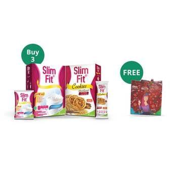 Weekly to Fit Slim & Fit  harga terbaik