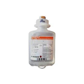 Ecosol NaCl adalah obat untuk  terapi penderita gangguan elektrolit