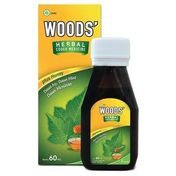 Woods Herbal 60 ml harga terbaik 20160
