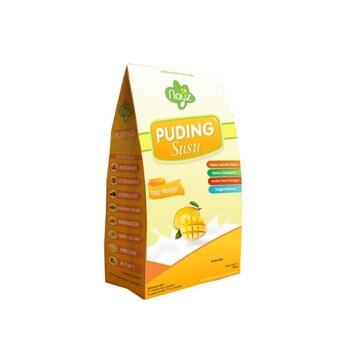 Nayz Puding Susu Rasa Mangga 200 g