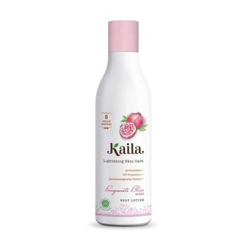 Kaila Natural Body Lotion 200 ml - Pomegranate harga terbaik