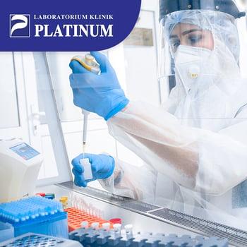 Swab PCR Test COVID-19 (Hasil 1 Hari) di Laboratorium Platinum Bekasi