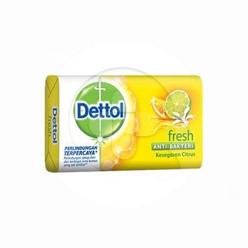Dettol Fresh Sabun Batang 65 g harga terbaik 3713