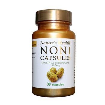 Nature's Health Noni Caps 500gr  harga terbaik