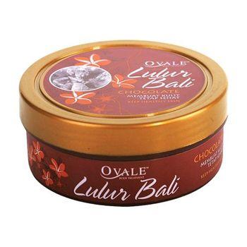 Ovale Lulur Bali Chocolate