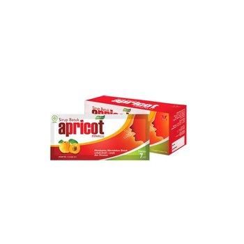 Apricot Sirup 7 ml  harga terbaik 20015