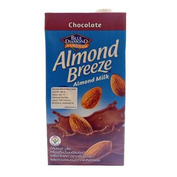Blue Diamond Almond Milk / Susu Almond / Almond Milk - Chocolate 946 ml harga terbaik 55000