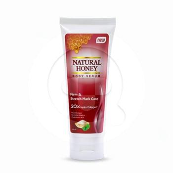 Natural Honey Body Serum Firm & Stretch Mark Care 180 ml harga terbaik