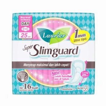 Laurier Slim terbaik, Laurier Super Slim Guard 25 cm