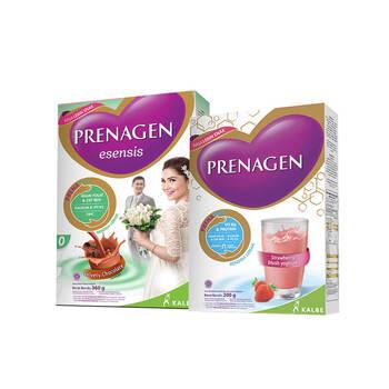 Paket Bundling - Prenagen Esensis Chocolate 360 g + Prenagen Yogurt 200 g harga terbaik 104000