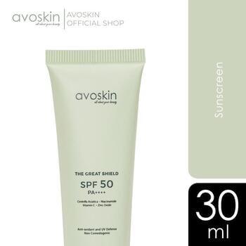 avoskin sunscreen