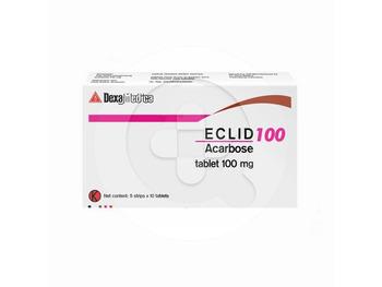 Eclid tablet adalah obat yang digunakan untuk mengatasi penyakit diabetes melitus tipe 2