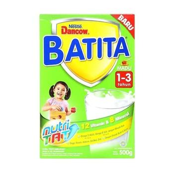 Dancow Batita Usia 1-3 Tahun Rasa Madu 500 g harga terbaik