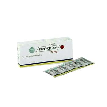 Piroxicam tablet adalah obat untuk mengatasi nyeri dan peradangan pada otot