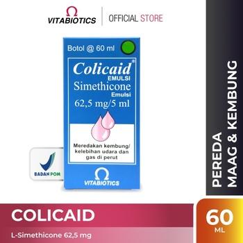 Vitabiotics Colicaid Emulsi 60 ml harga terbaik 38500