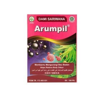 Dami Sariwana Arumpil 100 Pil harga terbaik 14000