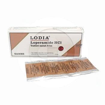 Lodia Tablet adalah untuk meredakan diare atau buang air besar yang terjadi secara terus-menerus