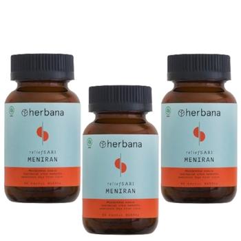 Herbana Relief Sari Meniran - 60 Kapsul  harga terbaik 375000