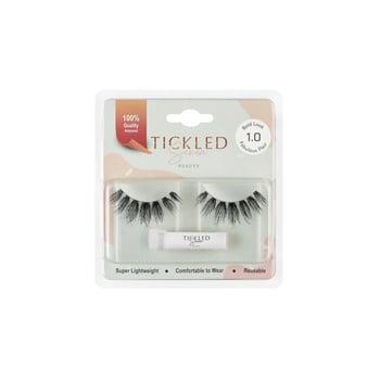 Tickled Seven - Individual Pack Eyelashes Fabulous Flair 1.0 harga terbaik