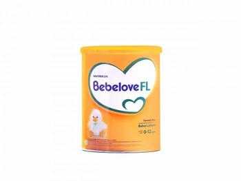 Nutricia Bebelove Fl Bebas Laktosa Usia 0-12 Bulan 400 g harga terbaik 97921