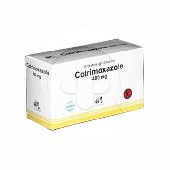 Cotrimoxazole Indofarma Tablet 480 mg  harga terbaik