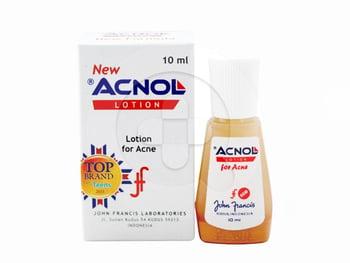Acnol New Lotion 10 ml harga terbaik 13791