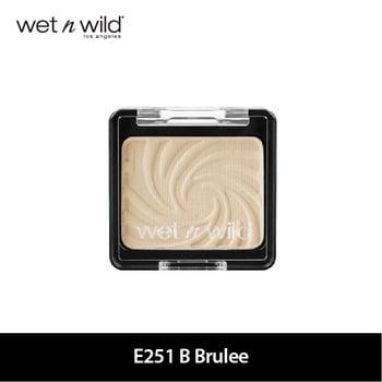 Wet N Wild Color Icon Eyeshadow Single E251 B Brulee harga terbaik 69000