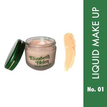 Elizabeth Helen Foundation Liquid Make Up 50 ml - 01 harga terbaik 172500