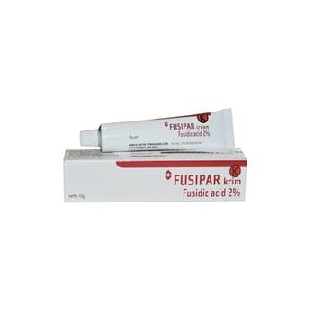 Fusipar krim adalah obat yang digunakan untuk mengobati infeksi bakteri pada kulit