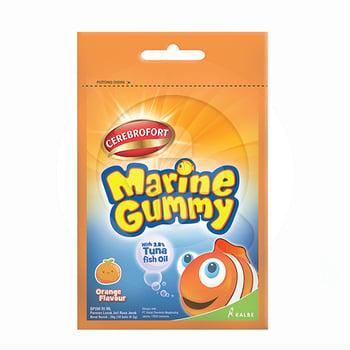 Cerebrofort Marine Gummy Jeruk  harga terbaik 11008