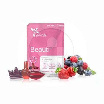 Youvit Multivitamin Gummy Beauti+ 7 Day - 7pcs harga terbaik 24900