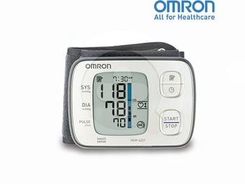 Omron Wrist Blood Pressure Monitor HEM-6221 harga terbaik 879000