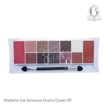 Madame Gie Eyeshadow Sensuous Drama Queen 09 harga terbaik 24000
