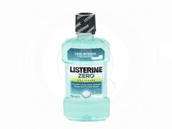 Listerine Zero 250 ml harga terbaik 20967