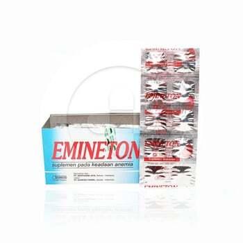 Emineton Tablet 620 mg  harga terbaik