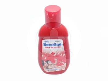 Betadine Sabun Cair 60 ml harga terbaik 29024