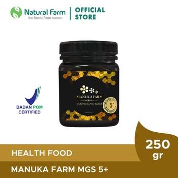 Manuka Farm MGS 5+  harga terbaik