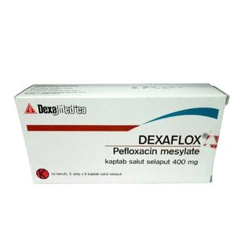 Dexaflox tablet adalah obat untuk mengatasi infeksi bakteri.