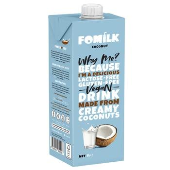 Fomilk Coconut Milk Vegan Drink - Susu Kepala  harga terbaik 80800