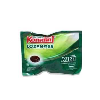 Konidin Lozenges Herbal Mint Sachet  harga terbaik