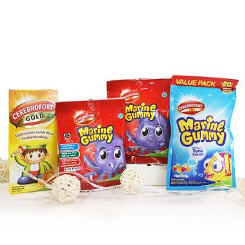 Paket Cerebrofort Untuk Anak Masa depan New harga terbaik
