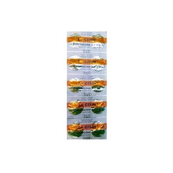 L-Cisin tablet digunakan untuk mengobati dan mencegah penyakit asam urat.