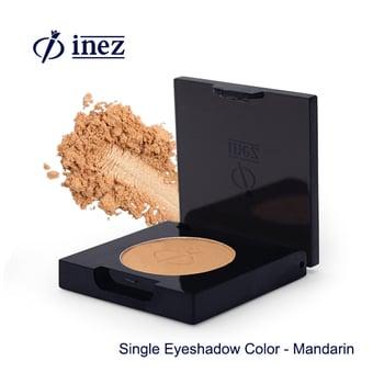 Inez Single Eyeshadow Color Mandarin harga terbaik