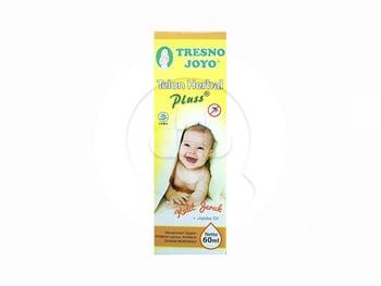 Tresno Joyo Telon Herbal Plus Kulit Jeruk 60 ml harga terbaik 13510