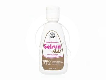 Selsun Gold Shampoo 60 ml harga terbaik 27052