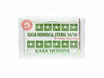 Husada Kasa Hidrofil Steril 16 X 16 cm  harga terbaik 8076