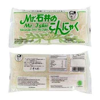Ambico - Wet Shirataki Hijau 200 g - Diet Keto - Low Carbo - Konyaku - Jagapati harga terbaik