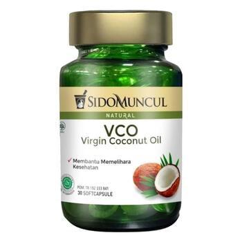 Sido Muncul Natural Virgin Coconut Oil Soft Capsule  harga terbaik 115000