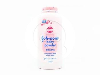 Johnson's Blossoms Baby Powder 200 g harga terbaik 14322