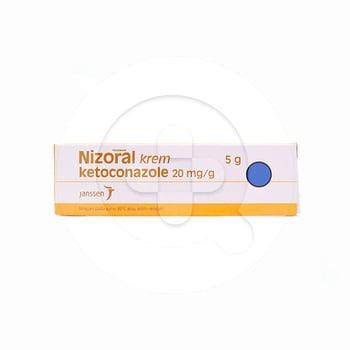 Nizoral krim adalah obat yang digunakan untuk mengobati infeksi jamur pada permukaan kulit